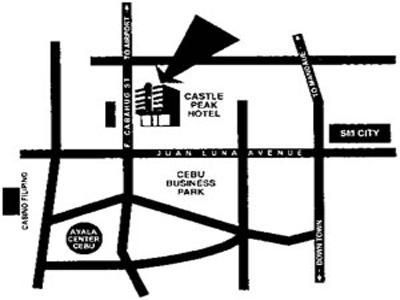 Castle Peak Hotel Map Travelsmart Net