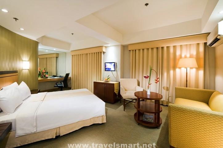 Imperial Palace Suites Quezon City Room Rates