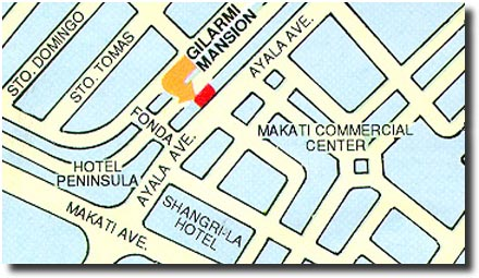 Travelsmart Net Gilarmi Aparment And Suites Makati
