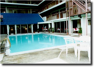 Travelsmart Net Gilarmi Apartments Makati Philippines Swimming Pool