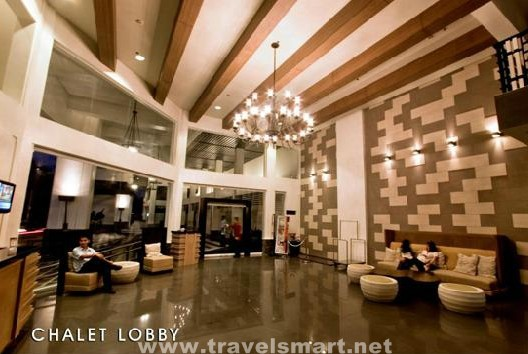L Fisher Hotel Contact Number Chalet Lobby