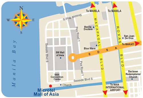 Microtel Inn And Suites Microtel Mall Of Asia Manila Travelsmart Net