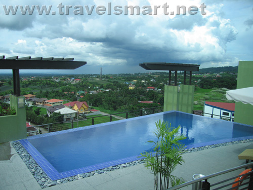One tagaytay place travelsmart net for Tagaytay resort with swimming pool