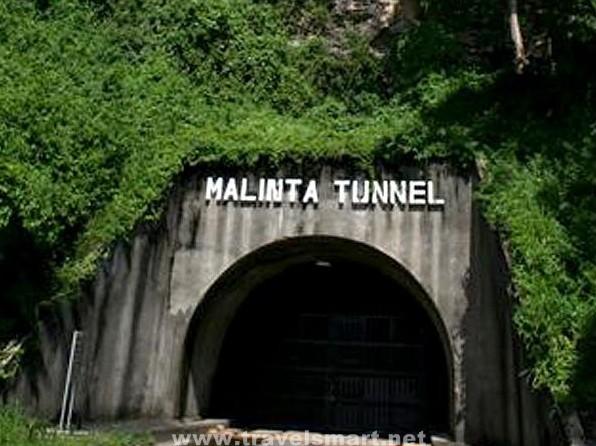 Malinta Tunnel Located Malinta Tunnel