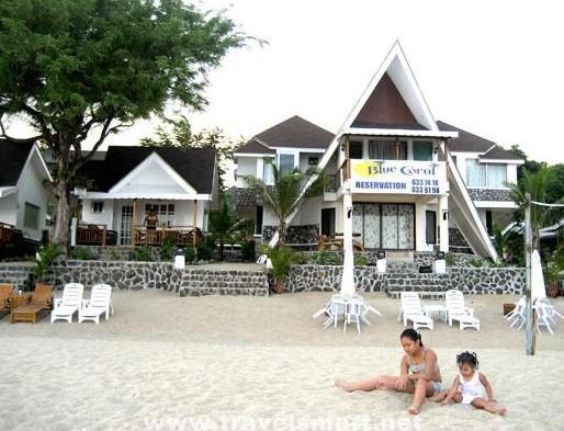 Blue Coral Beach Resort Travelsmart Net