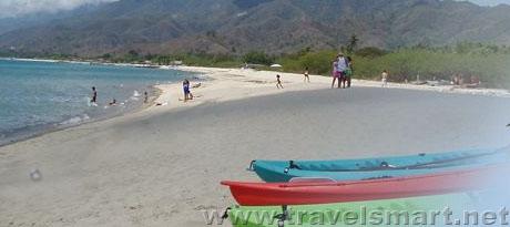 Kabayan Beach Resort TravelSmartNET