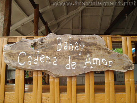 cadena de amor. Kabayan Beach Resort - Rooms