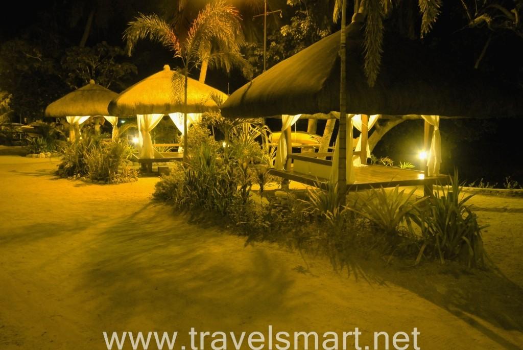Beach Nipa Hut Nipa Hut