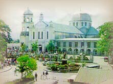 The Basilica Minor of Infant Jesus and Immaculate Concepcion