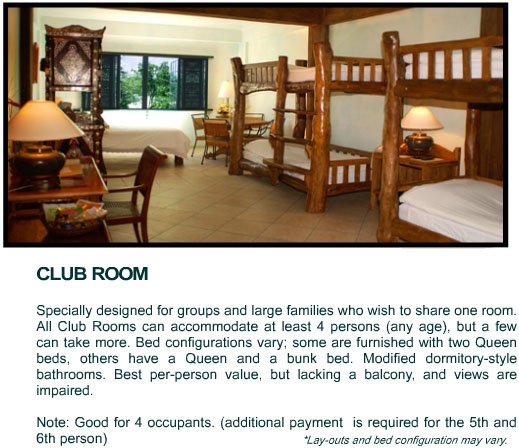 Plantation Bay Resort - Rooms - TravelSmart.NET