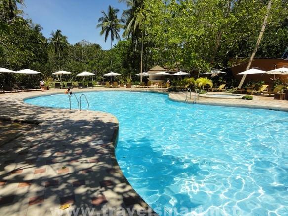 Dakak Park And Beach Resort Travelsmart Net